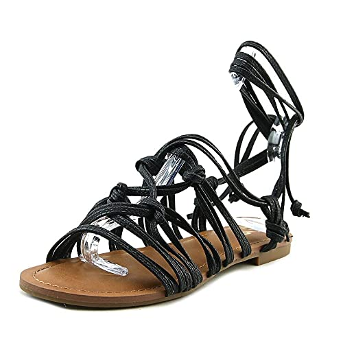 e114113f15c Mix No 6 Womens Vayma Open Toe Casual Gladiator Sandals
