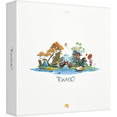 Tokaido Board Game, Base: Toys & Games
