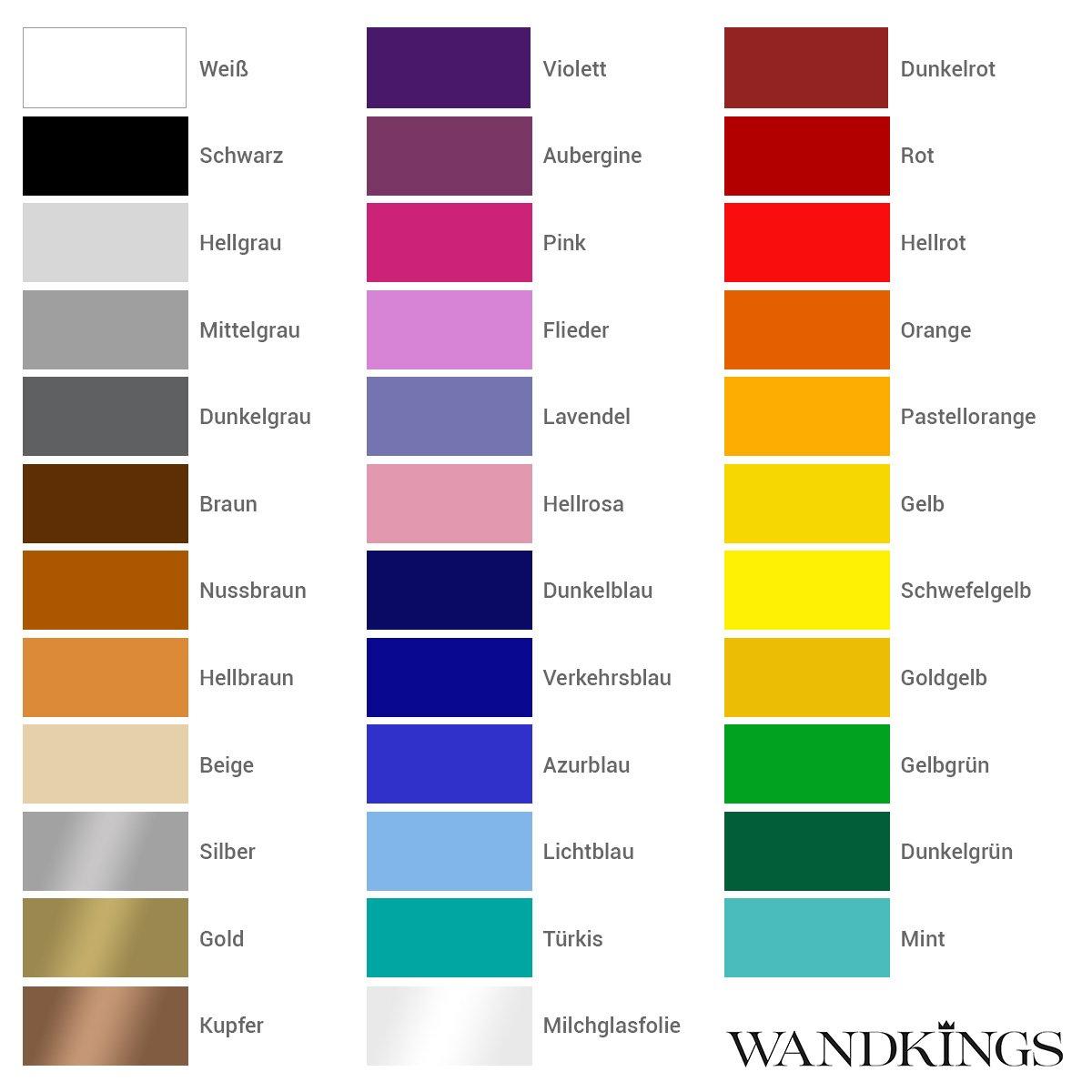 WANDKINGS Wandtattoo - Skyline Trier (ohne Fluss) - 240 240 240 x 36 cm - Schwarz - Wähle aus 6 Größen & 35 Farben B078SC6F32 Wandtattoos & Wandbilder 1d03c6