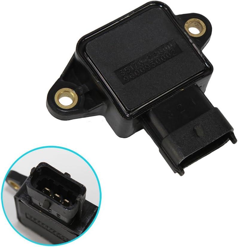 Throttle Position Sensor TPS for Accent Elantra Tiburon Tucson Spectra 9-3 900