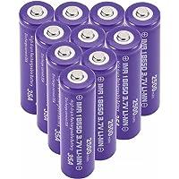 2500mah 3.7v 18650 Batterij Oplaadbaar 18650 Li-Ion Battery 18650 Batterijen Knop Top Grote Capaciteit Voor Led Zaklamp…
