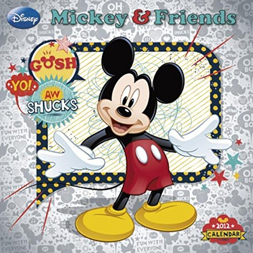 Mickey & Friends 2012