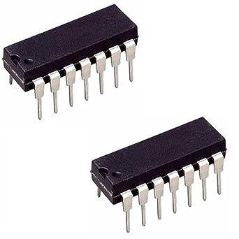 LM224 - Amplificador de uso general Quad Op/Operativo LM224N ...