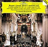 Mozart: Great Mass in C minor, K. 427; Exultate, jubilate, K. 165; Ave verum corpus, K. 618