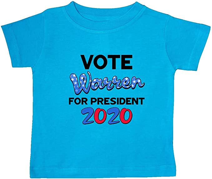 inktastic Delaney for President 2020 Baby T-Shirt