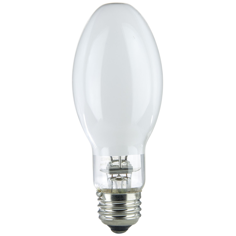 Sunlite 03642-SU MP70/U/MED 70 Watt Metal Halide Protected for Exposed Fixtures ED17 Light Bulb, Medium Base, Clear