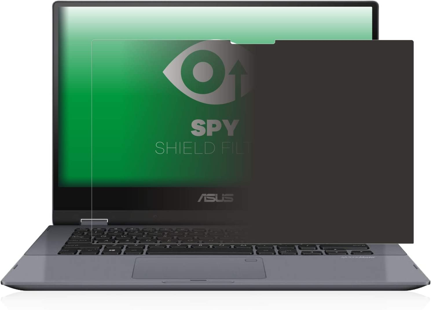 upscreen Blickschutzfilter kompatibel mit Dell XPS 9500 2020 Privacy Filter Anti-Spy Blickschutzfolie Sichtschutz-Folie