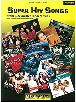 Buy Super Hit Songs From Blockbuster Hindi Movies Book Online at Low