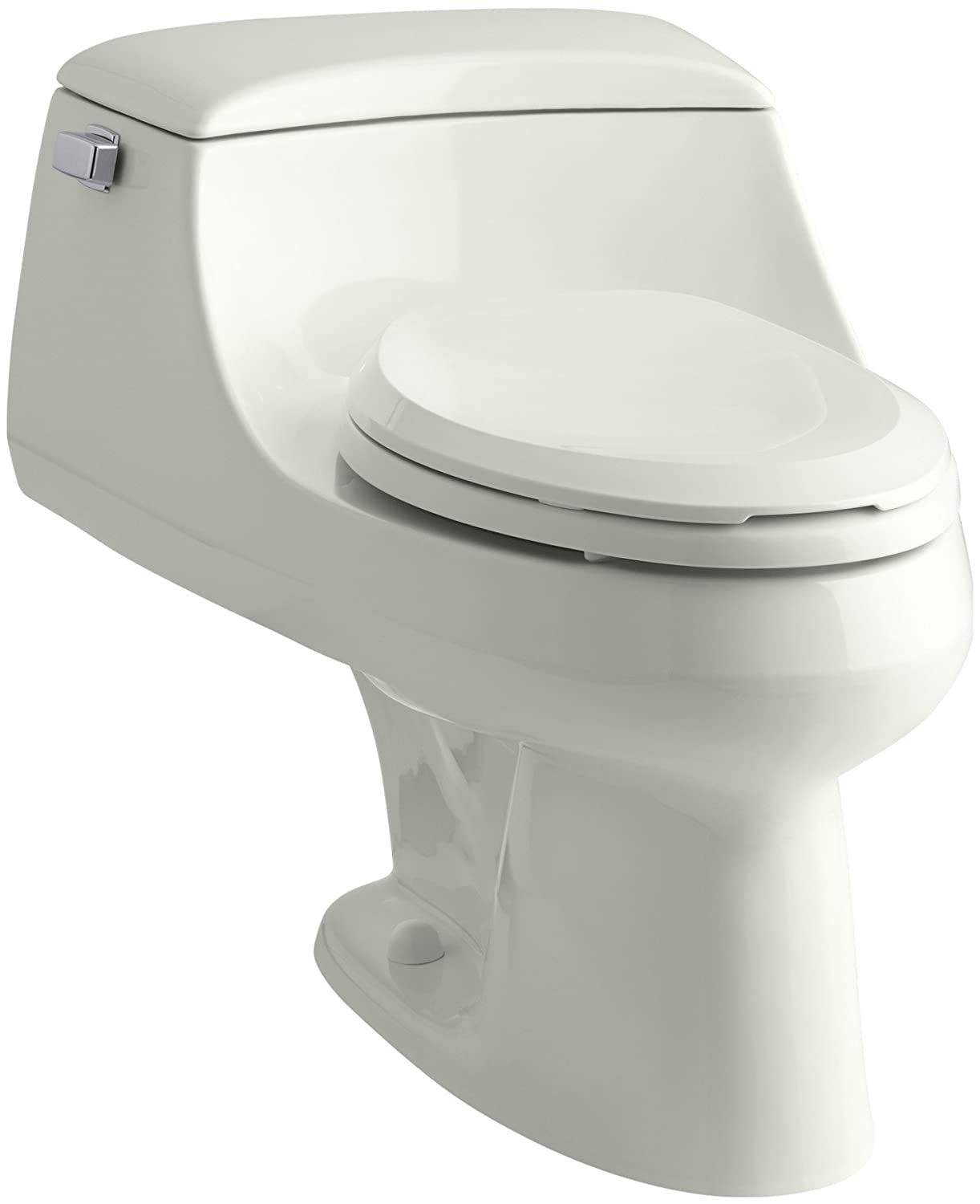 Toto toilets apartment therapy - Kohler K 3466 33 San Raphael One Piece Elongated Toilet Mexican