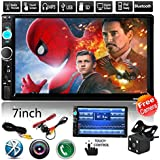 Amazon.com: Car Stereo - BOSS Audio BV9364B Double Din, 6.2 Inch Digital LCD Monitor, Touchscreen, DVD/CD/MP3/USB/SD AM/FM, Bluetooth, Wireless Remote: Boss Audio: Car Electronics - 웹