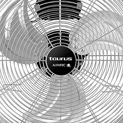 Taurus Sirocco 14 Ventilador circulador de aire de suelo, 60 W ...