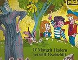 D' Magrit Hadorn verzellt Gschichtli Pick 95-028 Swiss Import Children's Album