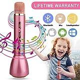 Best Microphone For Singings - Kids Microphone, Karaoke Microphones for Kids Wireless Singing Review