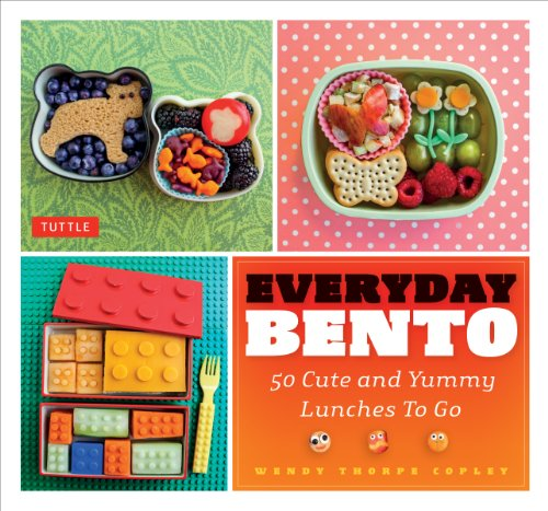 Price comparison product image Everyday Bento: 50 Cute and Yummy Lunches to Go