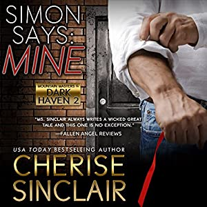 Simon Says: Mine Audiobook