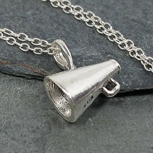 Megaphone Necklace - 925 Sterling ()