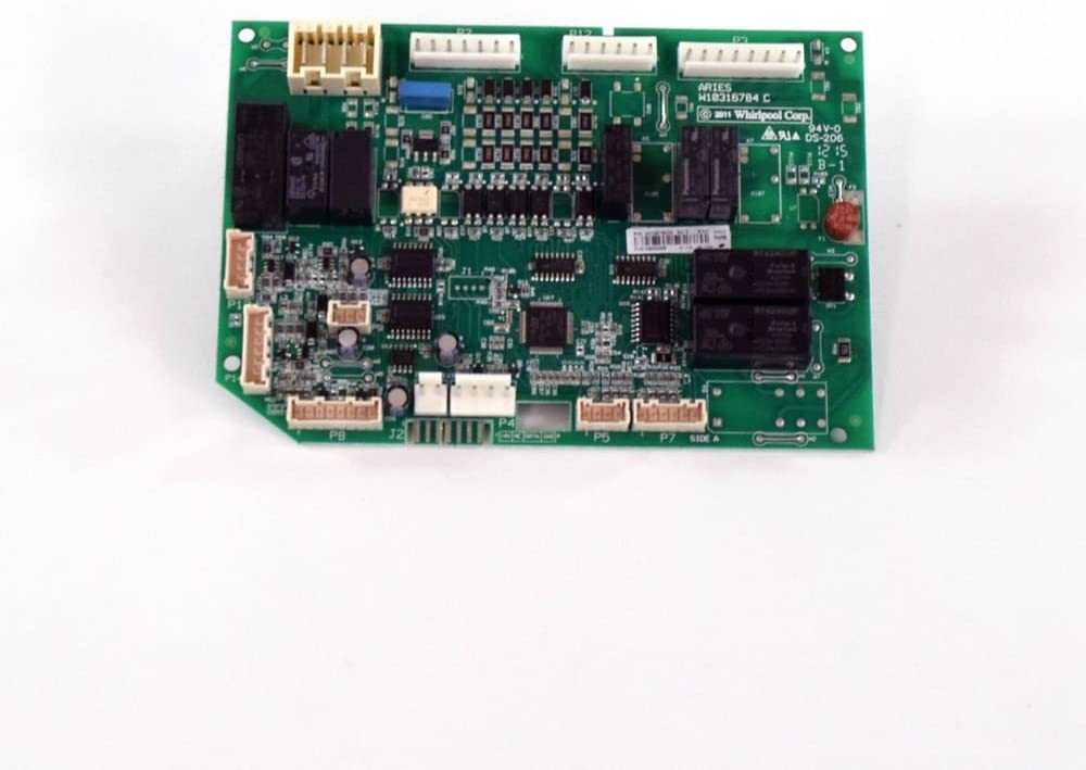 Whirlpool W10675033 Refrigerator Electronic Control Board Genuine Original Equipment Manufacturer (OEM) Part