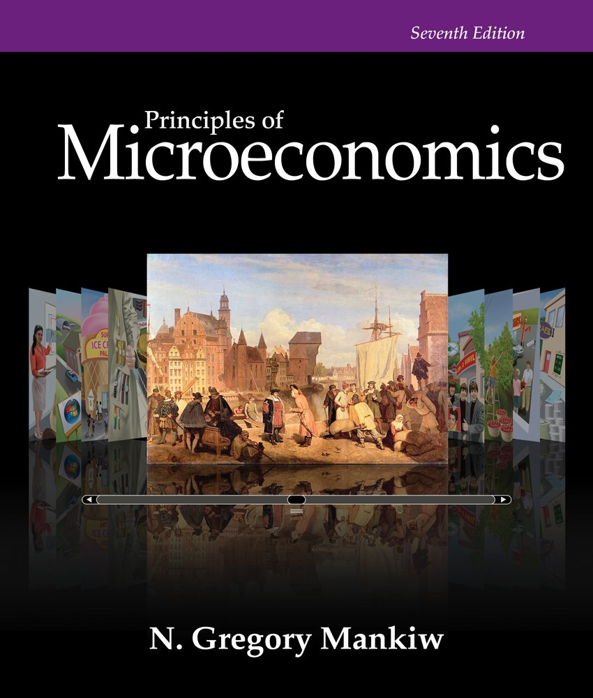 amazon principles of microeconomics n gregory mankiw