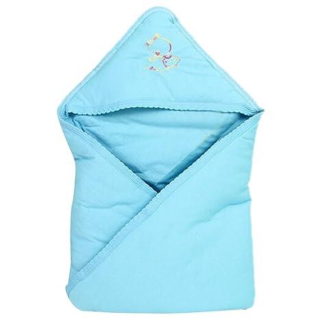 saco de dormir de bebé otoño e invierno Sábana, Bajera, Manta-azul