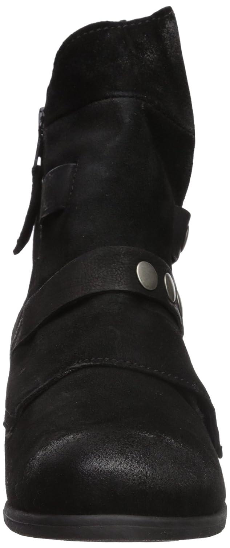 Miz Mooz Women's Silvia Fashion Boot B06XSL1VBC 36 M EU (5.5-6 US)|Black