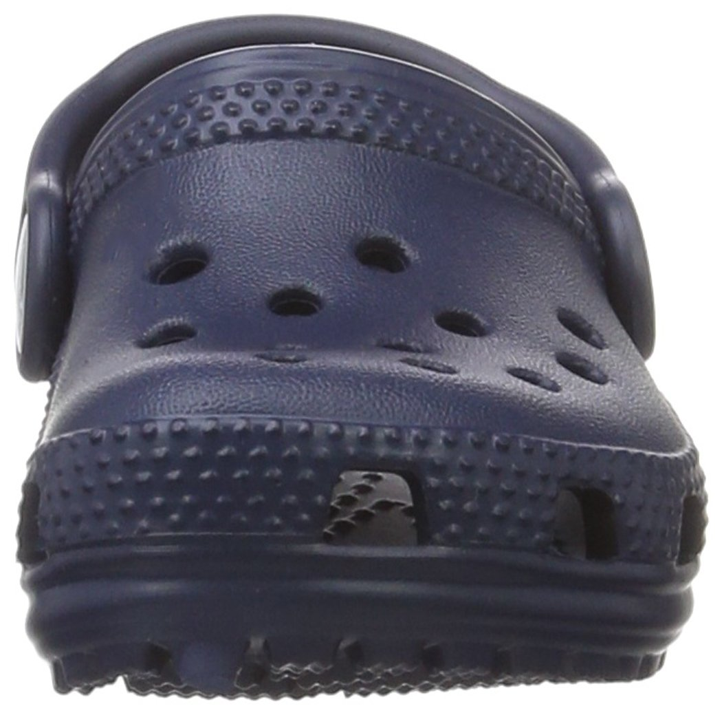 Crocs Kids' Classic Clog, Navy, 1 US Little Kid / 3 US Big Kid by Crocs (Image #4)