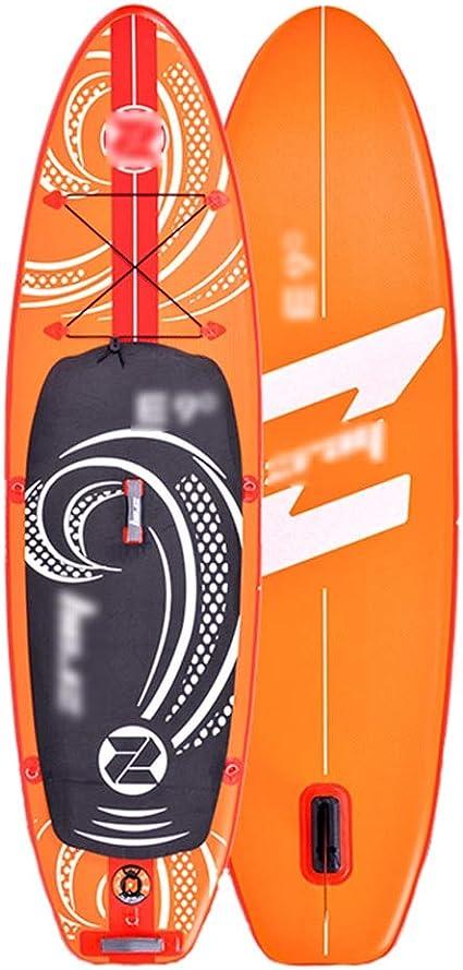 Tavole Da Surf Sport E Tempo Libero Tavola Da Paddle Gonfiabile Professionale For Adulti Sci D Acqua Sup Regalo For Adulti Color Orange Size 275 76 13cm Amazon It Casa E Cucina