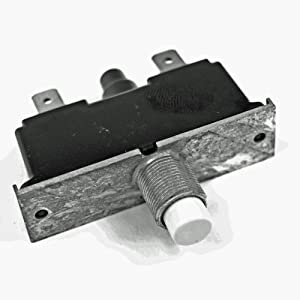Speed Queen 55882 Dryer Push-to-Start Switch Genuine Original Equipment Manufacturer (OEM) Part