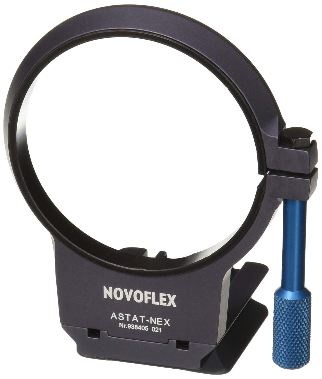 ASTAT-NEX Novoflex Adapter for Collar Mount with Arca-Swiss Compatible Foot for Novoflex LEM//LER and EOSM//NEX Adapters