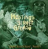 Hastings Street Grease: Detroit Blues Is Alive, Vol. 1