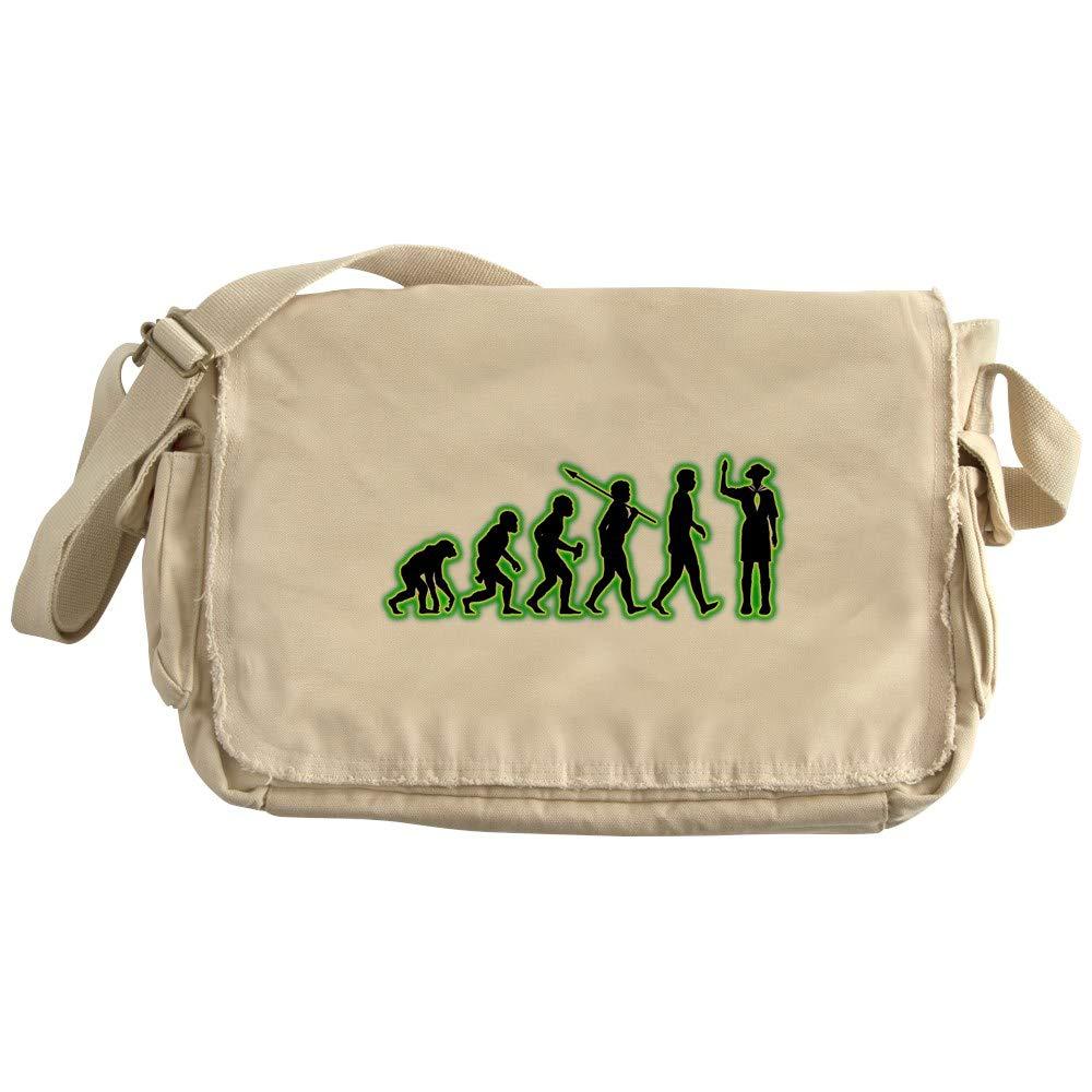 Canvas Courier Bag CafePress Boy Scout Unique Messenger Bag