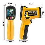 uxcell DMiotech Temperature Gun Non-Contact Digital