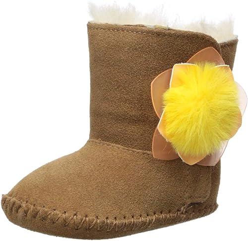 I Cassie Cactus Flower Fashion Boot