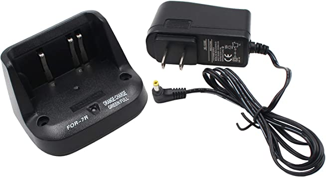 FNB-80Li 80li Car Charger for Yaesu Vertex VX-6 VX-7R VX-5 VX-5R VX-7RB