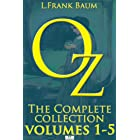 Oz, The Complete Paperback Collection: Volumes 1,2,3,4 & 5 (Includes all 15 titles of the original Oz series)