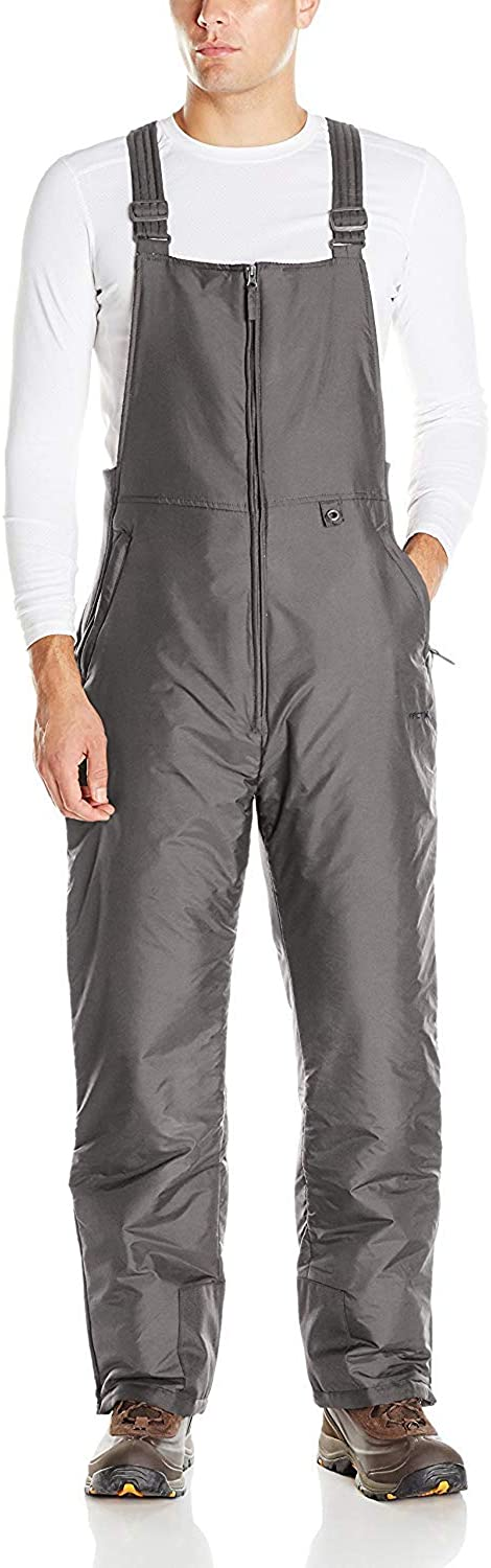Arctix Men's Essential Quantity limited 4 years warranty Bib Insulated Overalls