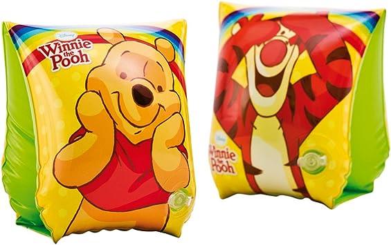 Intex - Manguitos hinchables Winnie The Pooh 23 x 15 cm - 3/6 a ...
