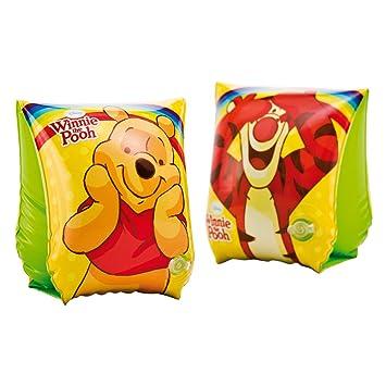 Braccioli Winnie Pooh.Intex The Pooh Braccioli Winnie Multicolore 23x15 Cm 56644