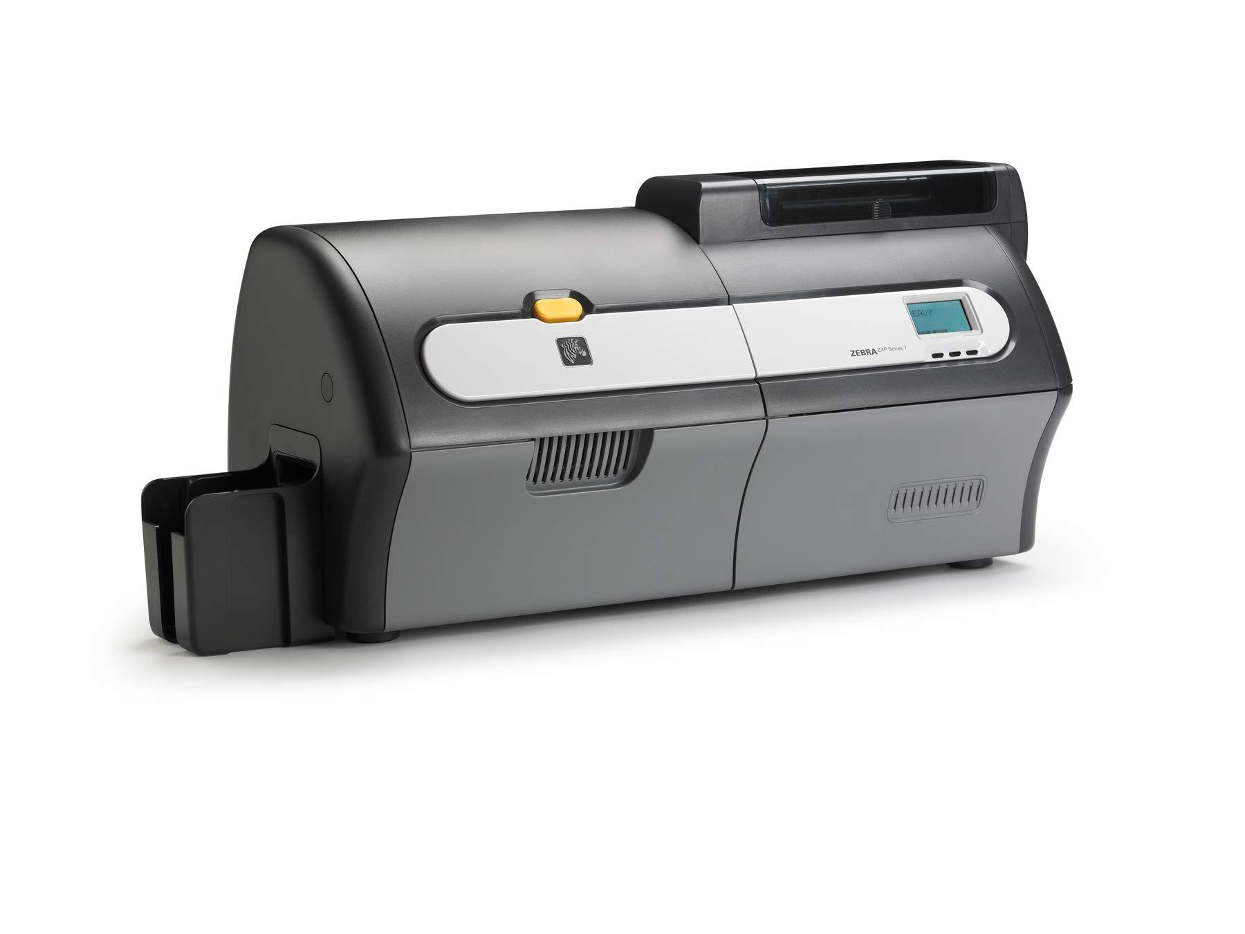 Zebra ZXP Series 7 Single-Side ID Card Printer Package (Z71-000C0000US00) by Card Imaging (Image #2)