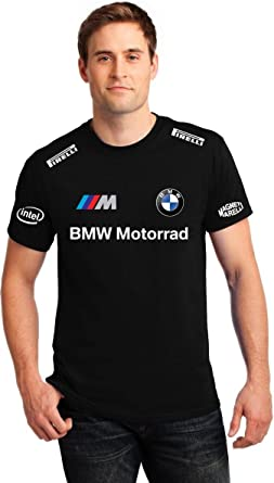 Camiseta Camisa T-Shirt tee Deportiva Hombre BMW MPower ...