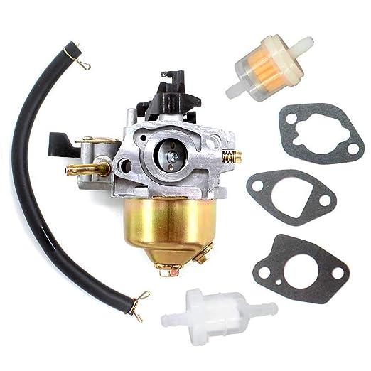AISEN Carburador para Honda GXV140 GXV160 HR194 HR214 HRA214 ...