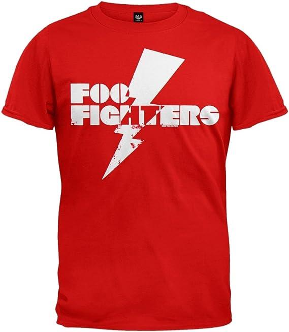 Foo Fighters Lightning Bolt Logo garçons T-ShirtOfficial Merchandise