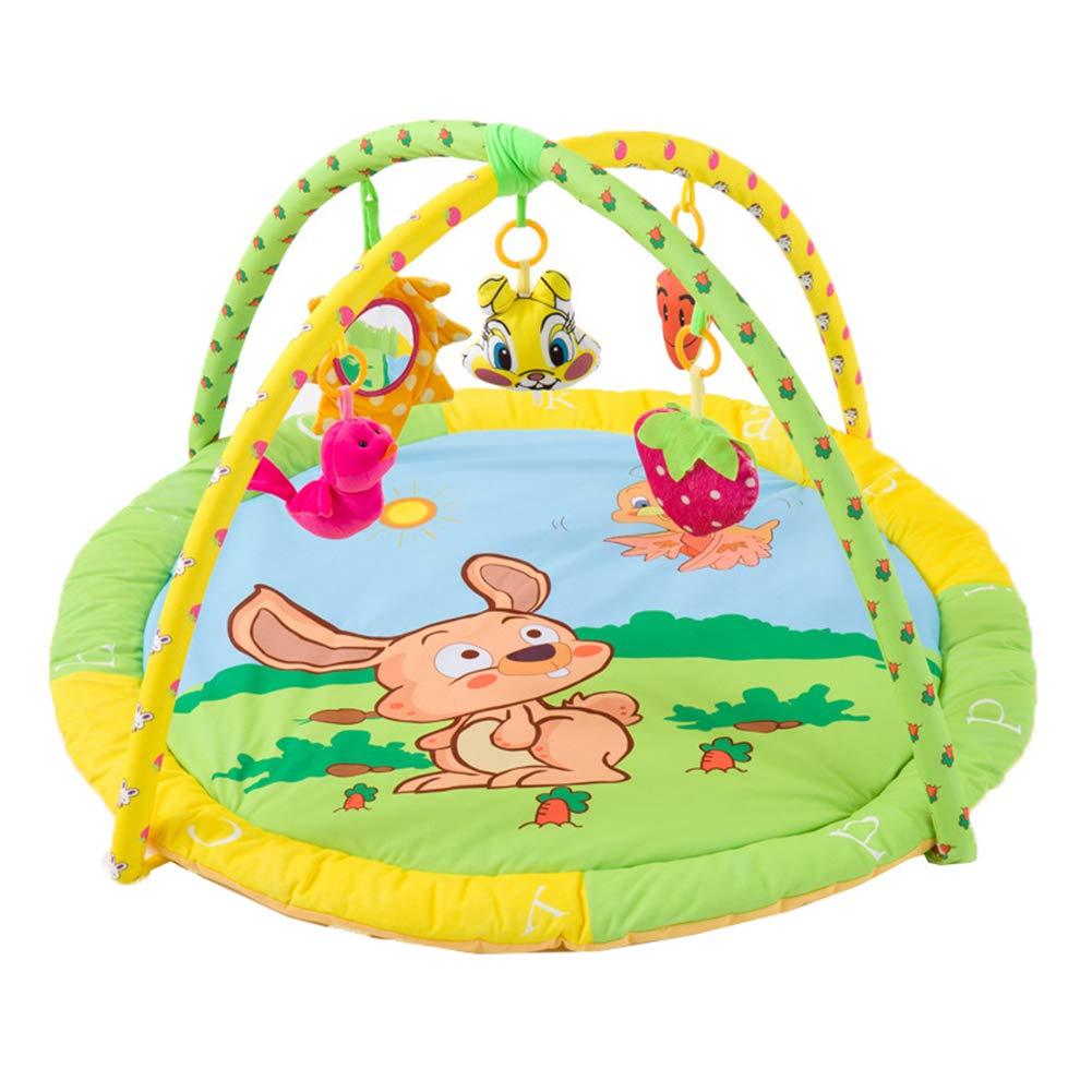 BW5 Persevering Melody - Toy Baby Crawling Mat Spieldecke Baby Full Moon Geschenk Aktivität Fitness-Rack Geeignet Von Der Geburt Für Neugeborene