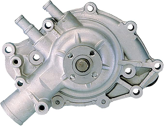 302 Milodon 16330 Performance Aluminum Standard Volume Water Pump for Ford 289 351W