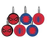Jay Franco Marvel Spiderman Spidey Crawl Shower