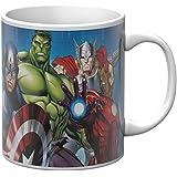 Star Licensing Marvel Avengers Tazza Mug, Ceramica