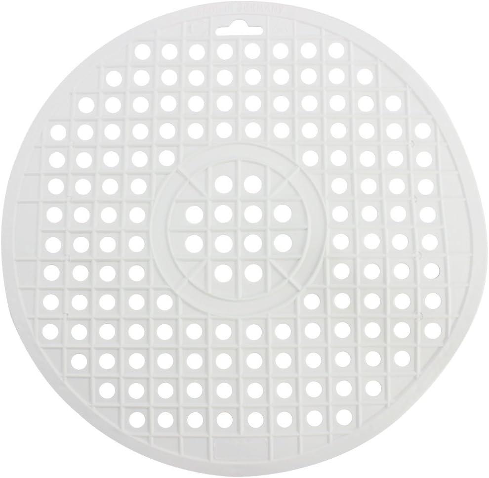 32 x 26 cm Spülbeckeneinlage Spülmatte 2x Spülbeckenmatte eckig schwarz