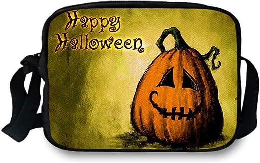 Bolsos de Halloween Bolsos de Hombro Casual Divertidos Mujer y ...