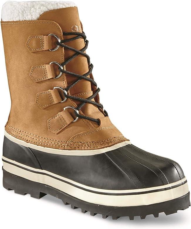 Nisswa Waterproof Winter Boots, Tan