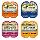 Nutro Wild Frontier Grain Free Pate Cat Food 4 Flavor 8 Can Variety Bundle, (2) each: Chicken, Salmon Trout, Turkey, Turkey Duck (2.64 Ounces) Review