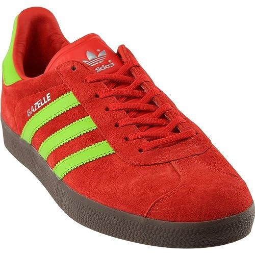 Adidas Gazelle LifeStyle Shoes Red Adidas in 2019 | Adidas